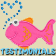 Testimonials from clients of KISS Swim, Kids and Infants Safety Swim